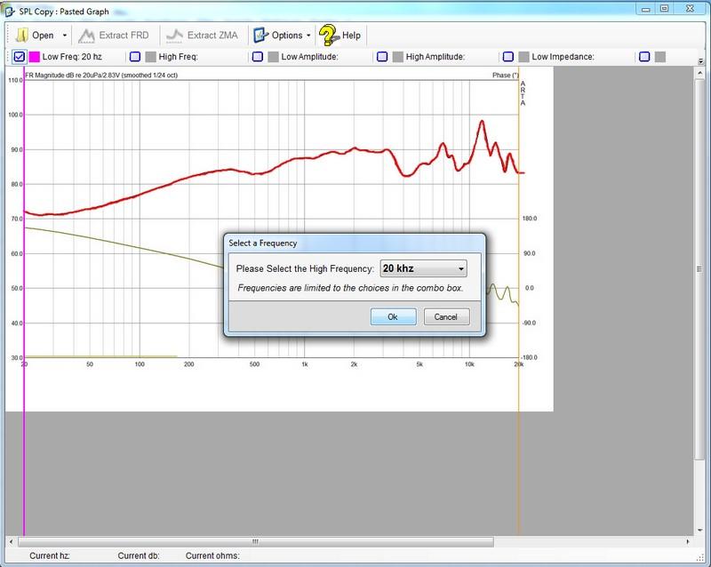 Graph 20 kHz