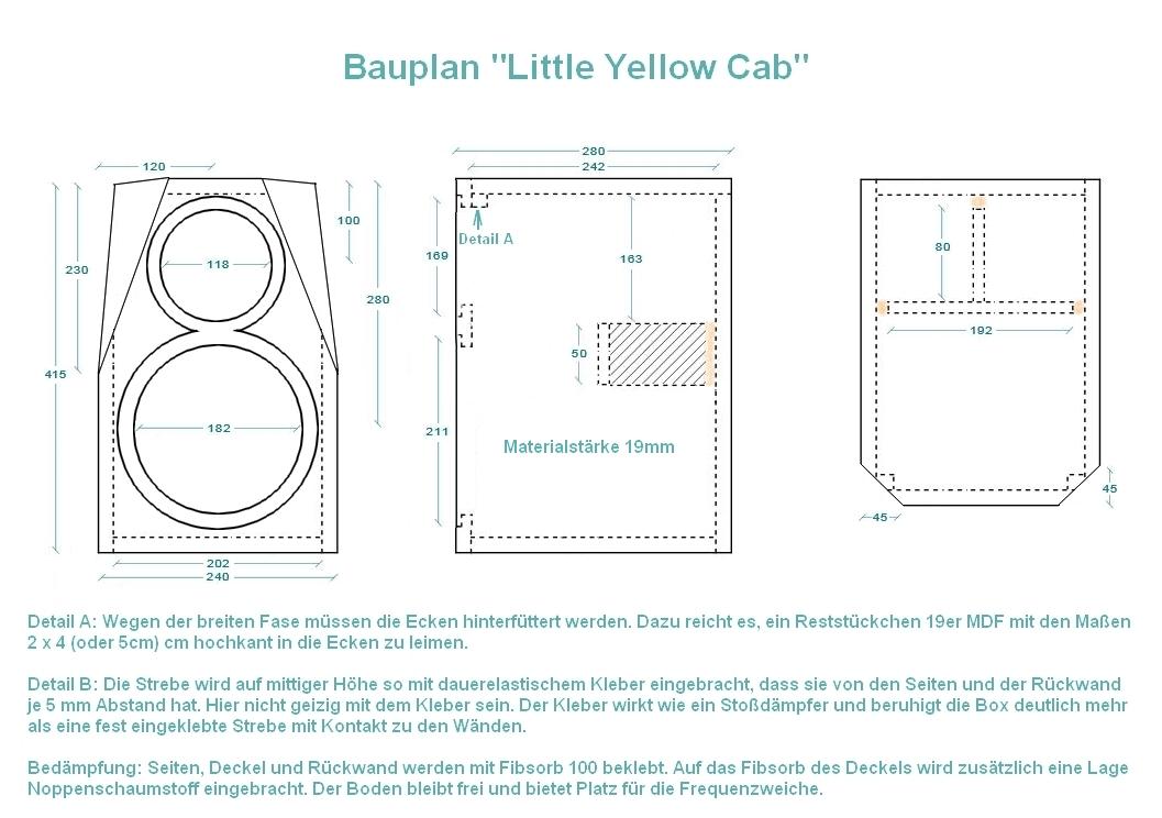 Bauplan LYC